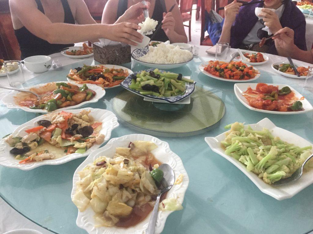 Lunch Beijing China Travel