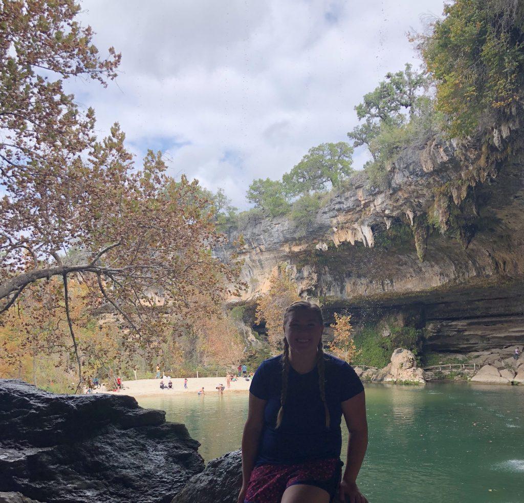 Hamilton Pool Texas Travel