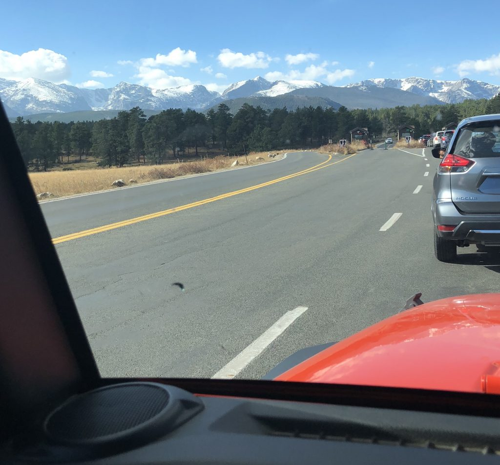 Traveling to Rocky Mountain National Park