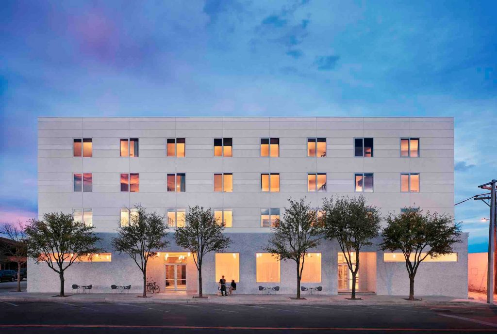 Hotel Saint George Marfa Texas