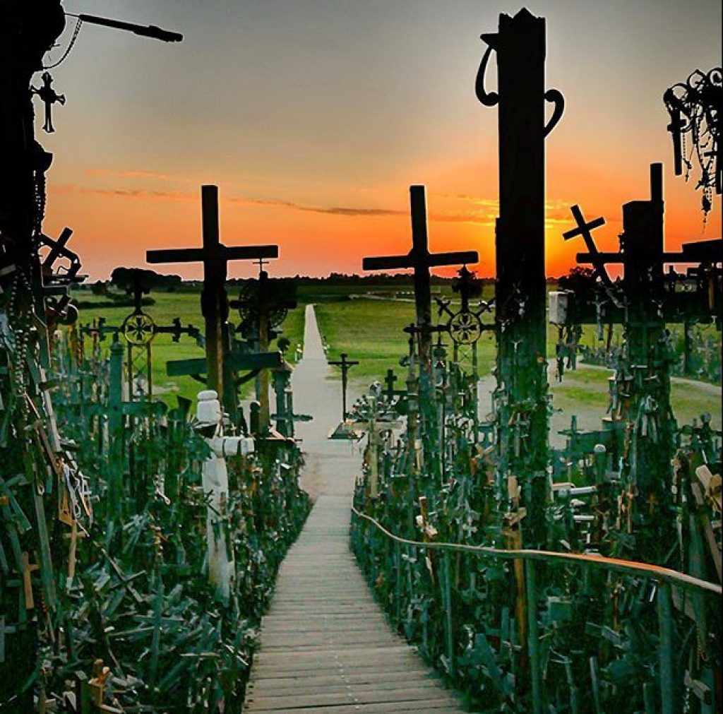 Siauliai Lithuania Sunset