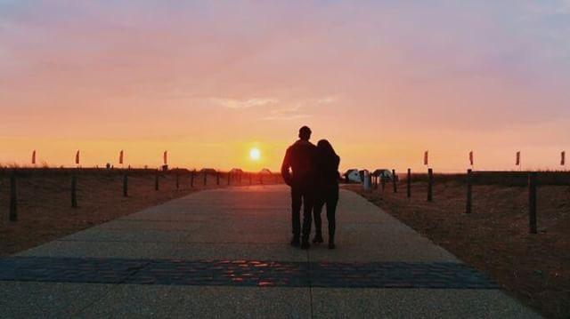 Netherlands Sunset