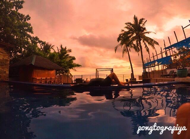 Talipanan, Puerto Galera, Philippines Sunset