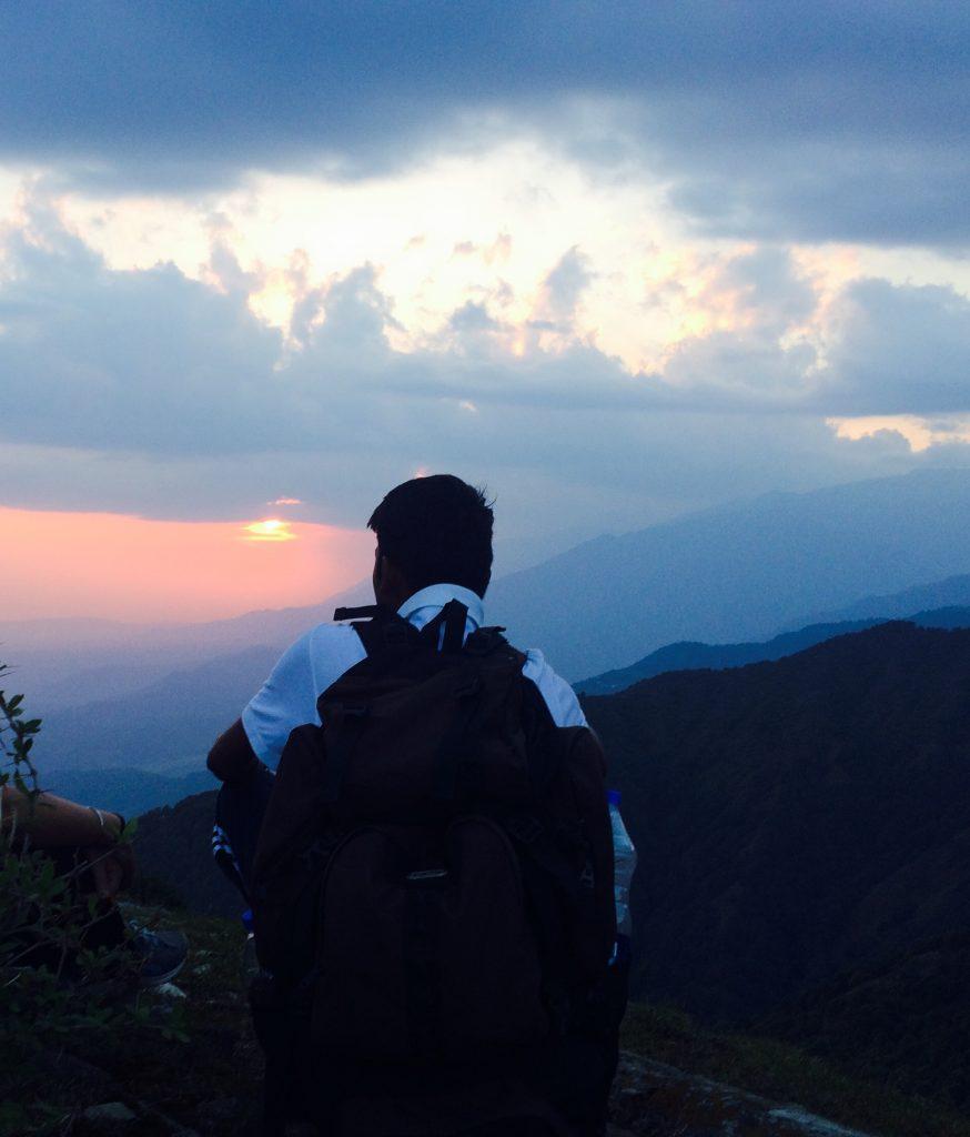 Himachal Pradesh India Sunset