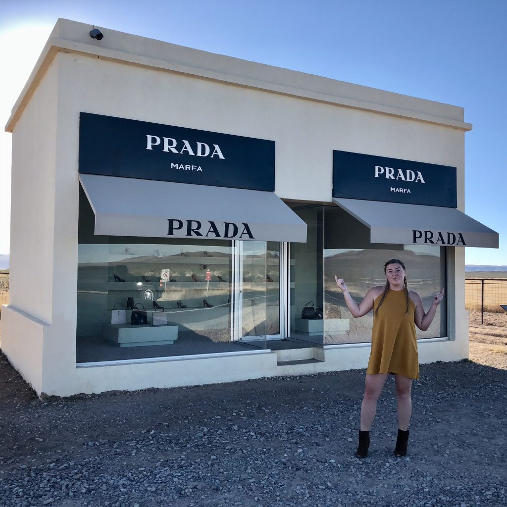 Prada Marfa Texas Travel