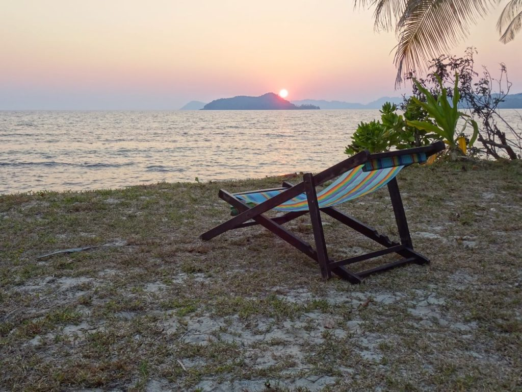 Koh Mak Thailand Sunset