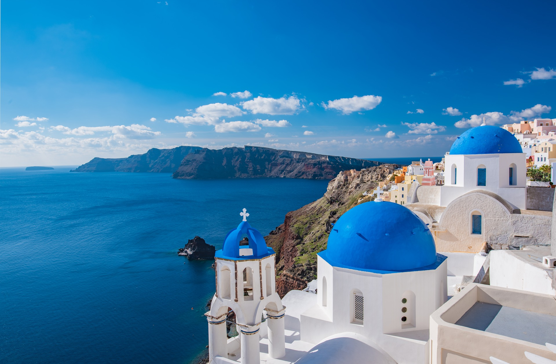 Santorini Travel Deal