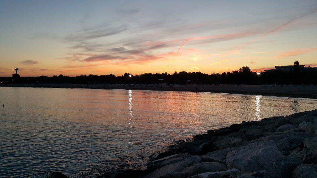 Sunset Travel Blog