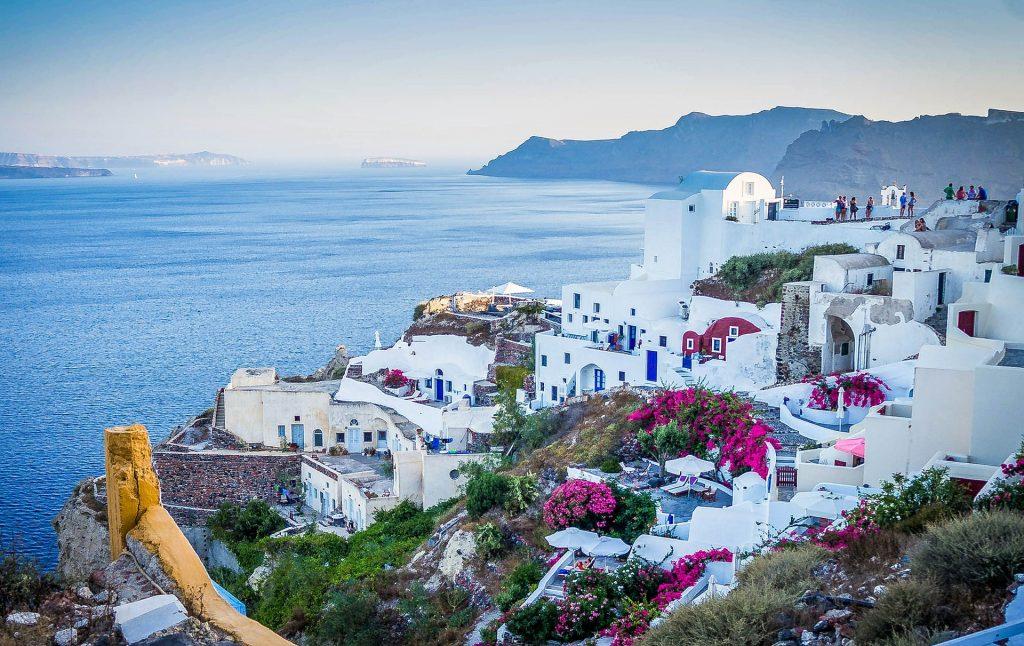 Santorini Travel Deals