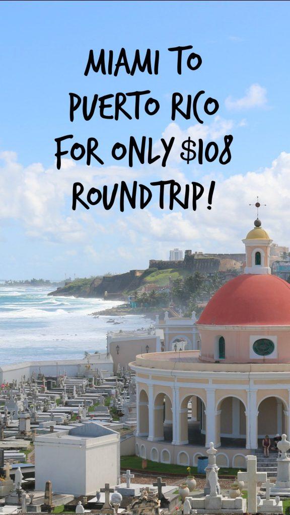 Puerto Rico Deal