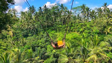Visiting Bali Swing Ubud - Buy the Plane Ticket