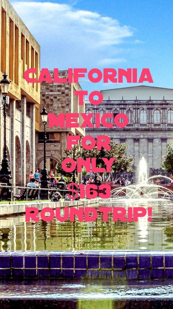 Los Angeles to Guadalajara