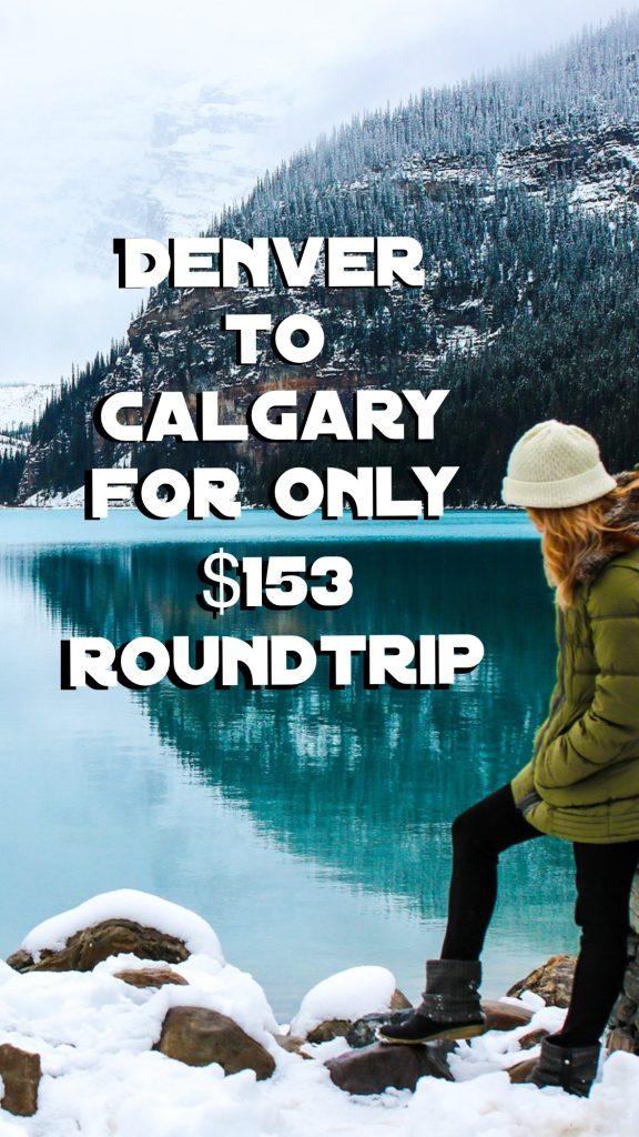 Denver Calgary