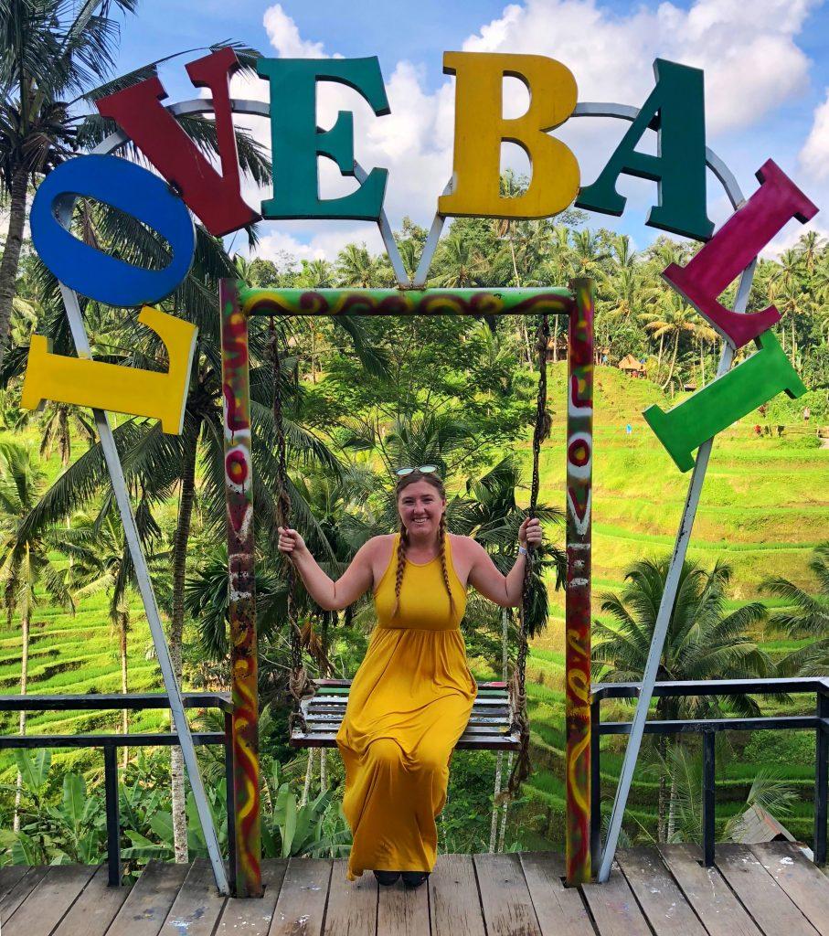 Kecak Cafe Best Cafe in Ubud Restaurant Bali Rice Terrances