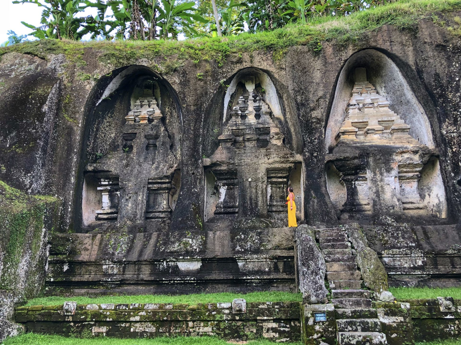 Kecak Cafe Gunung Kawi Temple Best Cafe in Ubud Restaurant Wurang Hidden Gem Bali