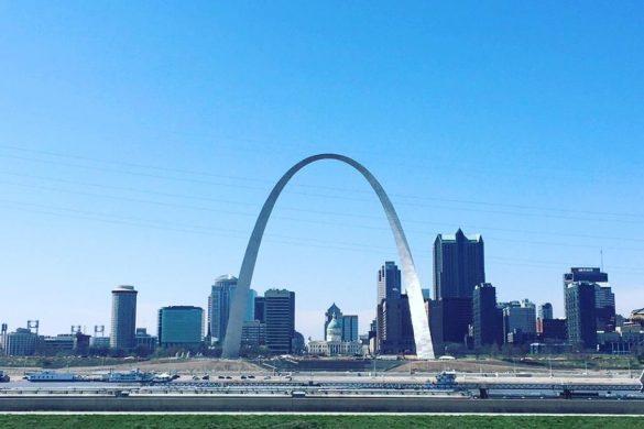 The Arch St. Louis, Saint Louis, Missouri