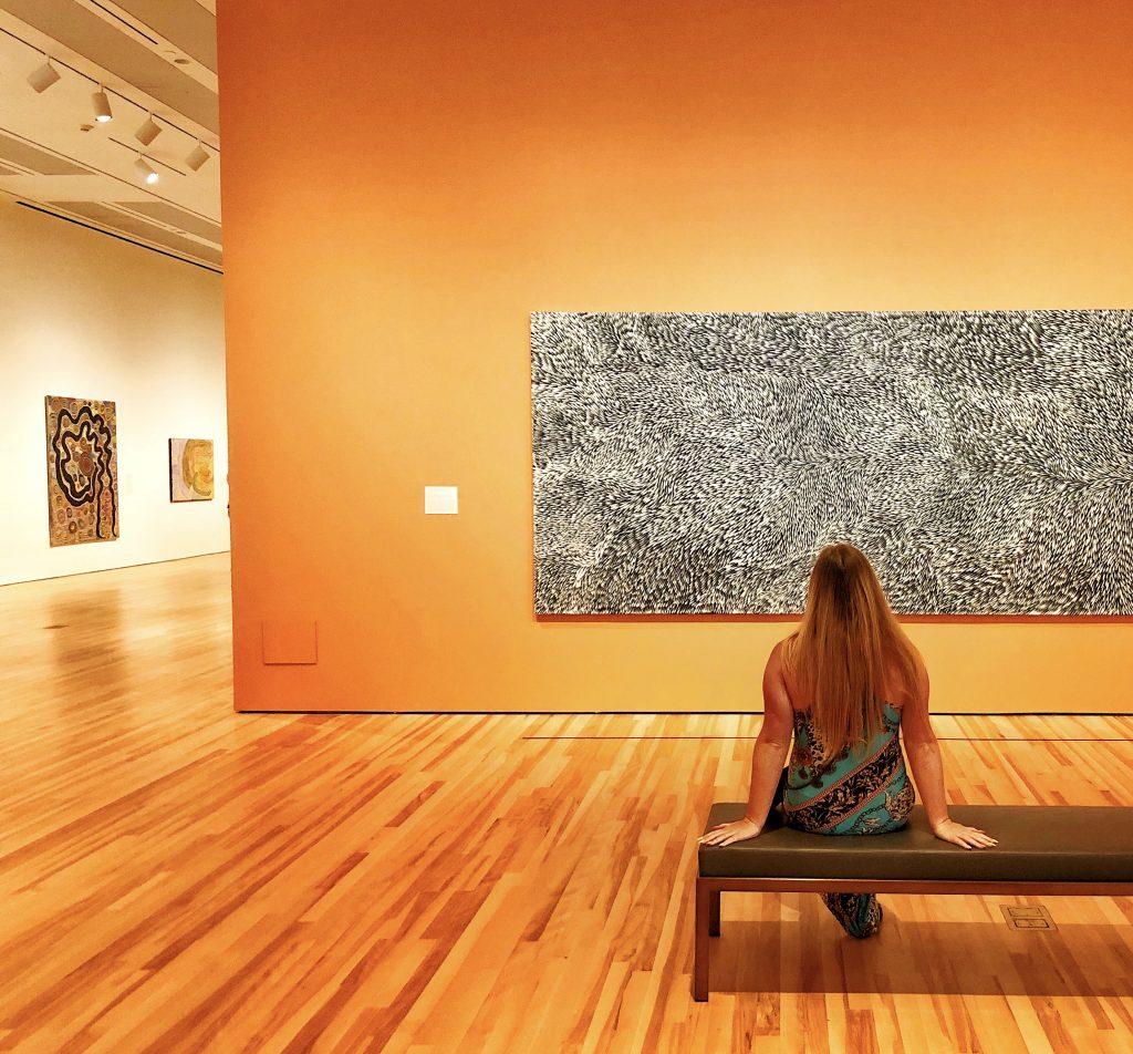 Blanton Museum of Art Austin Texas