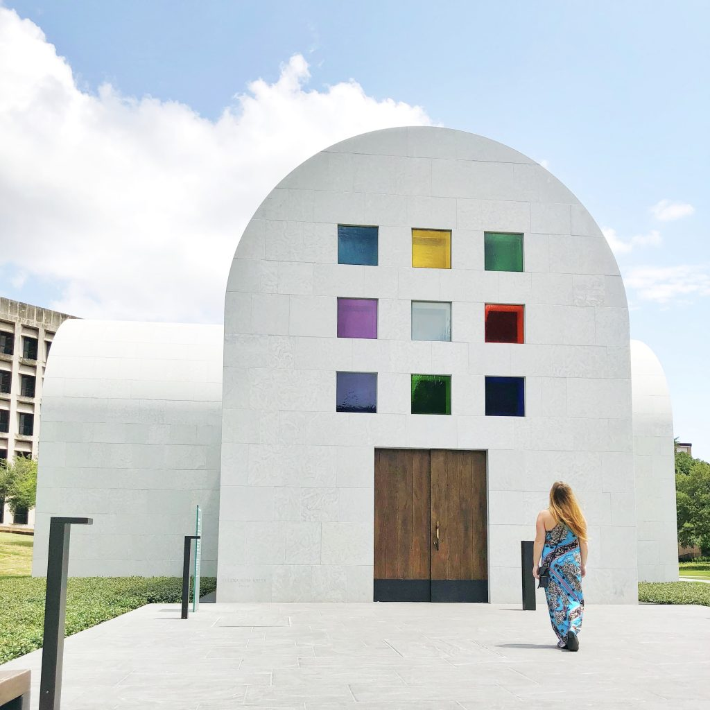 Blanton Museum of Art Austin Texas Ellsworth Kelly