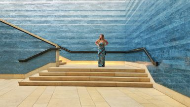 Blanton Museum of Art in Austin Texas