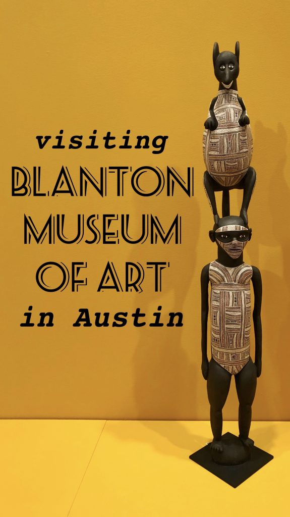 Pinterest Visiting Blanton Museum of Art Austin Texas TX