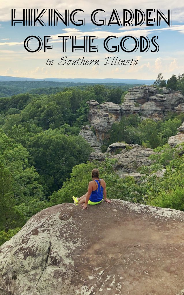 Garden of the Gods in Southern Illinois is one of the top places to visit in Illinois. Check out why you should visit this beautiful hike!