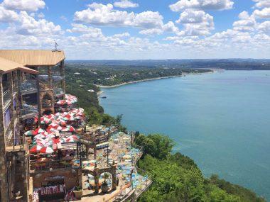 the Oasis Austin Texas Restaurant Lake Travis