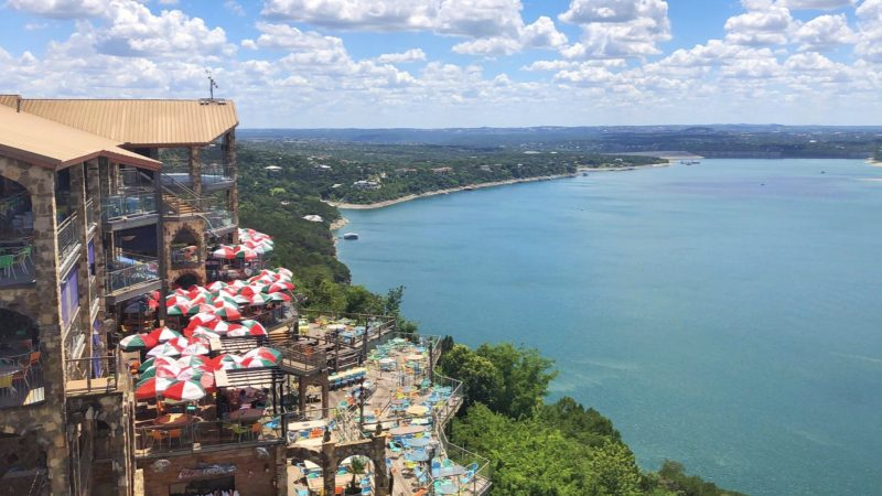 the Oasis Austin Texas Restaurant Lake Travis