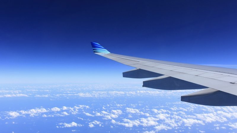 Buy the Plane Ticket Travel Deal Sale