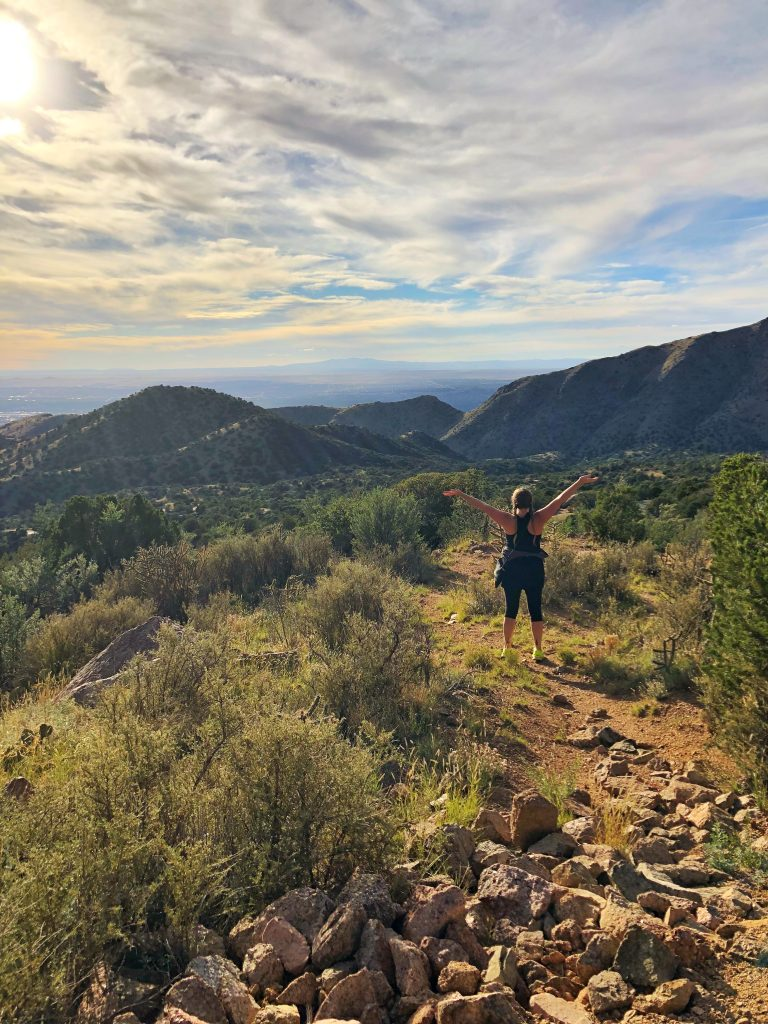 Hiking Albuquerque La Luz Trailhead Travel Photography Buy the Plane Ticket