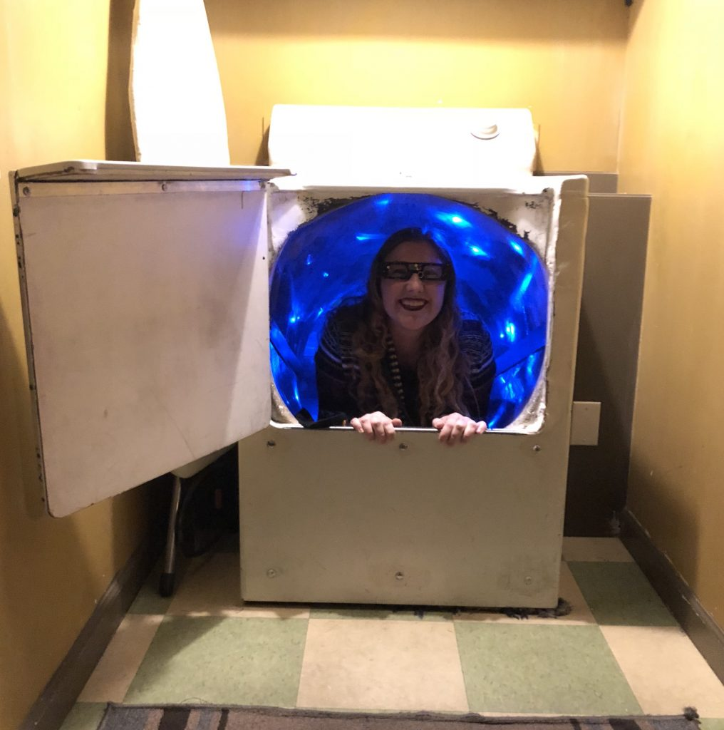 Meow Wolf Santa Fe New Mexico Art Museum Interactive Museum Travel Buy the Plane Ticket